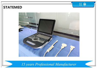 4D Advanced Laptop Color Doppler Ultrasound Scanner, Definisi Tinggi Gambar Ultrasound